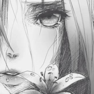 Sad-Anime-Girl-Drawing