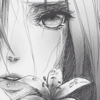 Sad-Anime-Girl-Drawing